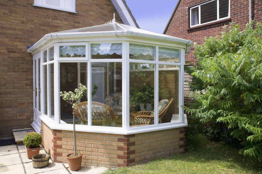 The Difference Between A Conservatory And An Extension - elite windows